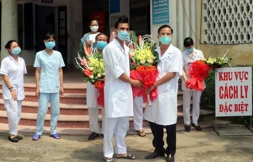 Dados de alta todos los pacientes del COVID-19 en provincia vietnamita de Nam Dinh hinh anh 1