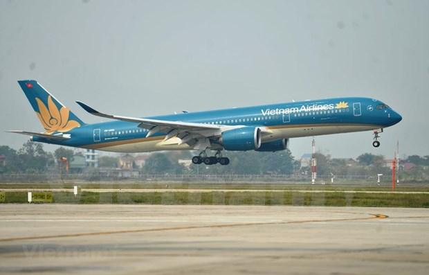 Autoridad de Aviacion Civil de Vietnam propone reabrir varios vuelos internacionales hinh anh 1