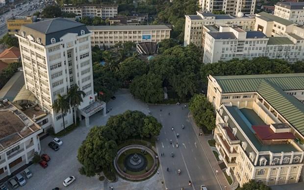 Universidades vietnamitas entren en el ranking mundial hinh anh 1