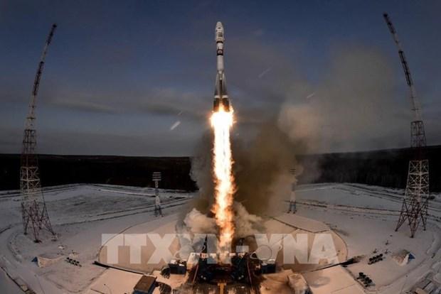 Lanzan con exito al espacio el primer satelite de seguridad de Tailandia hinh anh 1