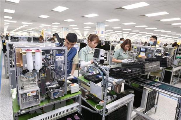Instituto de Singapur destaca economia abierta de Vietnam hinh anh 1
