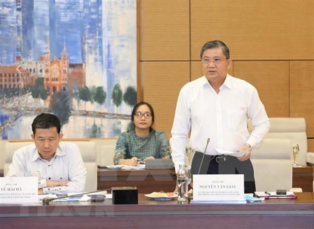 Completan preparativos de 41 Asamblea Interparlamentaria de ASEAN hinh anh 1