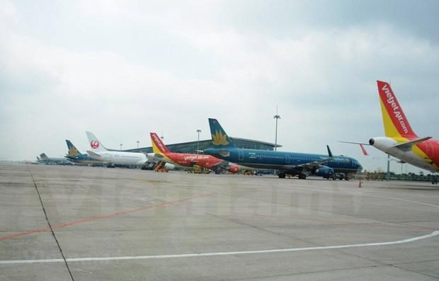 Reabrira Vietnam este mes itinerarios aereos internacionales hinh anh 1
