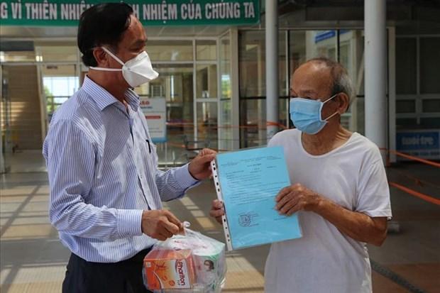 Vietnam: 19 pacientes del coronavirus curados y sin nuevo caso hinh anh 1