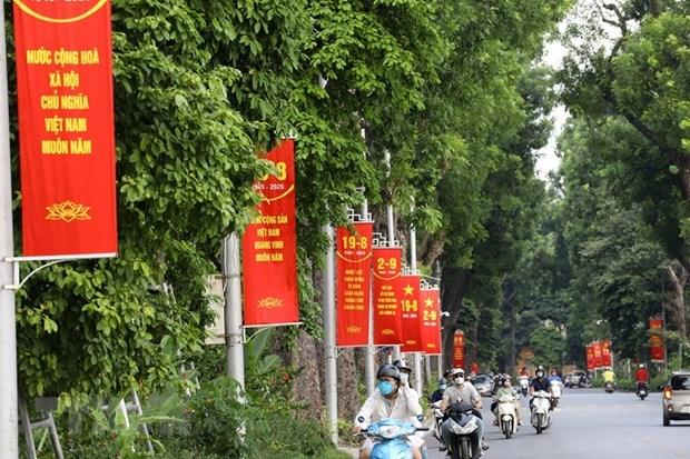 Continuan llegando mensajes de felicitacion por Fiesta Nacional de Vietnam hinh anh 1
