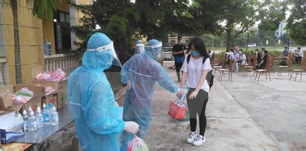Alentadora noticia para Vietnam en lucha contra pandemia hinh anh 1