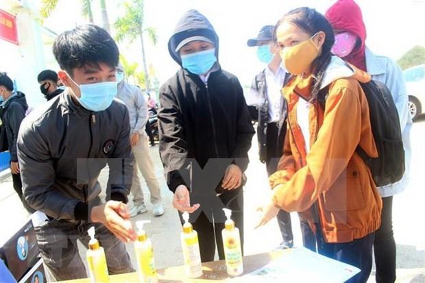 Culmina Vietnam segundo examen de graduacion de bachillerato hinh anh 1