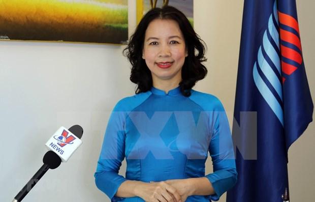 Destacan preparativos de Vietnam para Asamblea 41 de AIPA hinh anh 1