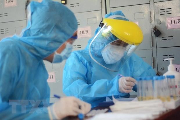 Vietnam se mantiene sin nuevos casos de coronavirus esta manana hinh anh 1