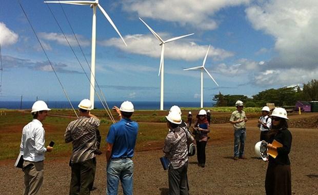Indonesia y Australia cooperan en el desarrollo de energias verdes hinh anh 1