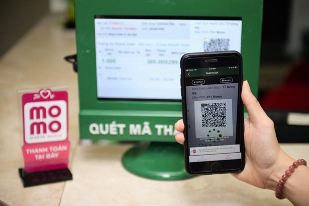 Alcanza billetera digital vietnamita mas de 20 millones de usuarios hinh anh 1