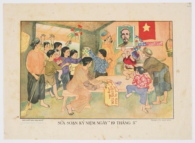 Biblioteca australiana conserva coleccion de obras artisticas vietnamitas hinh anh 1