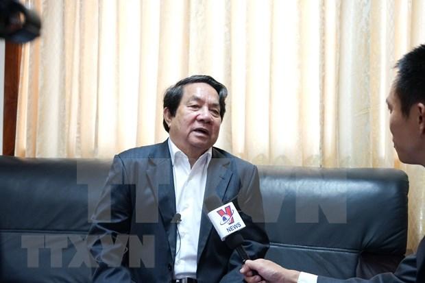 AIPA 41: Parlamentario camboyano aplaude iniciativa de Vietnam hinh anh 1