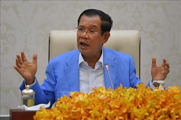 La globalizacion es factor importante para el crecimiento mundial, afirma premier camboyano hinh anh 1