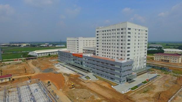 Provincia vietnamita de Vinh Phuc destina fondo millonario para sector de salud hinh anh 1