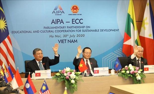 Legisladores de ASEAN deben trabajar juntos para garantizar la armonia social, segun experto hinh anh 1