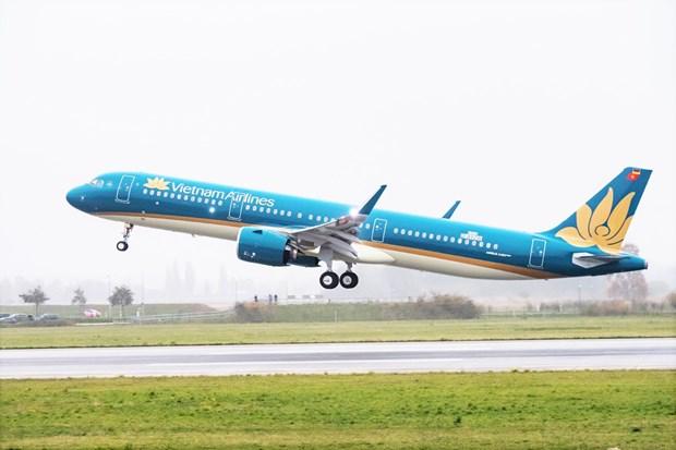 Vietnam Airlines vuelve a operar vuelos desde y hacia la ciudad de Da Nang hinh anh 1