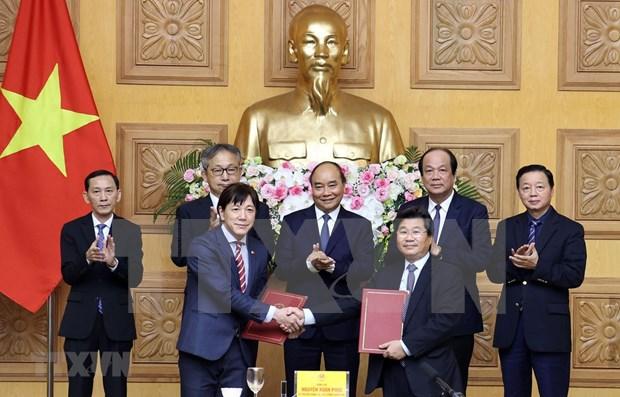 Dan bienvenida a inversores japoneses aspirantes a ampliar negocios en Vietnam hinh anh 1