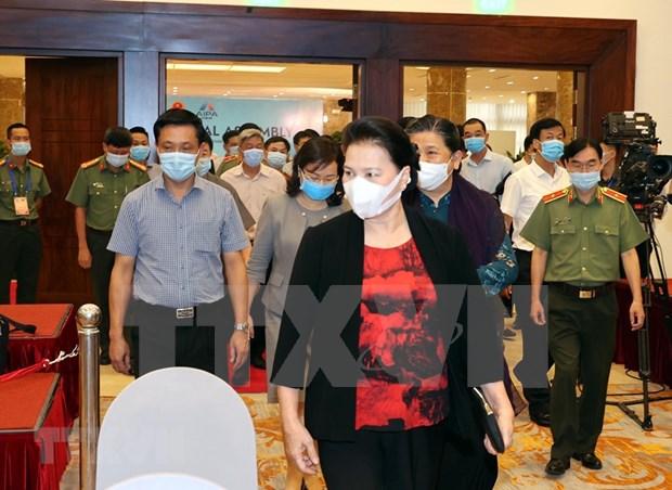 Vietnam, preparado para la AIPA 41 hinh anh 1