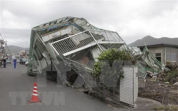 Trabaja Vietnam para proteger sus ciudadanos en Japon ante impactos de tifon Haishen hinh anh 1