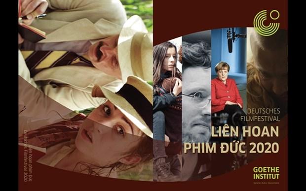 Peliculas laureadas de Alemania llegan al publico vietnamita hinh anh 1
