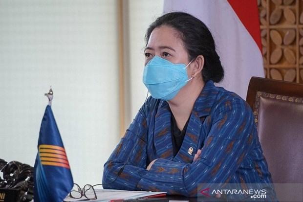 AIPA 41: Indonesia llama a mantener la ASEAN como region de paz, amistad y armonia hinh anh 1