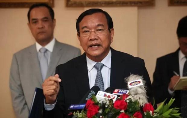 Participara Camboya en reunion de cancilleres de ASEAN y citas anexas hinh anh 1
