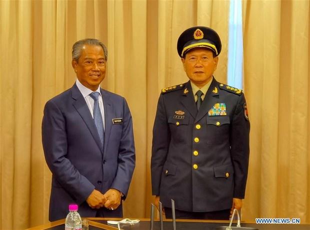 Malasia y China fortalecen cooperacion bilateral hinh anh 1