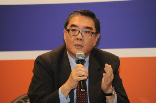 Exsecretario general de ASEAN exhorta a formalizar el Dialogo ASEAN-AIPA hinh anh 1