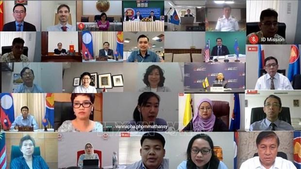 Vietnam preside reunion regional sobre implementacion de Plan Maestro de Conectividad de ASEAN hinh anh 1
