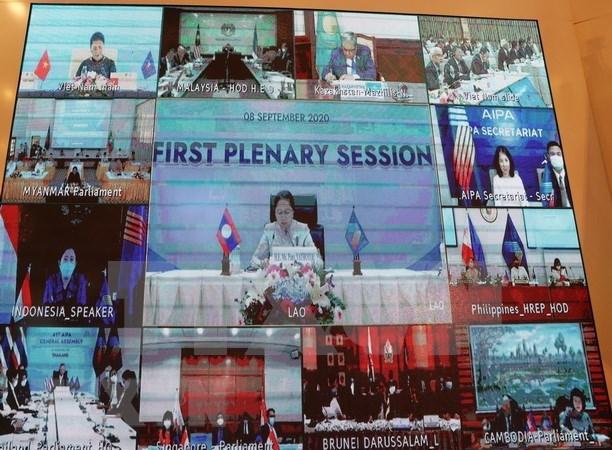 Brunei elogia el papel de Vietnam en la AIPA hinh anh 1