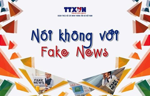 Proyecto VNA contra noticias falsas triunfa en Premios Digital Media de Asia 2020 hinh anh 1