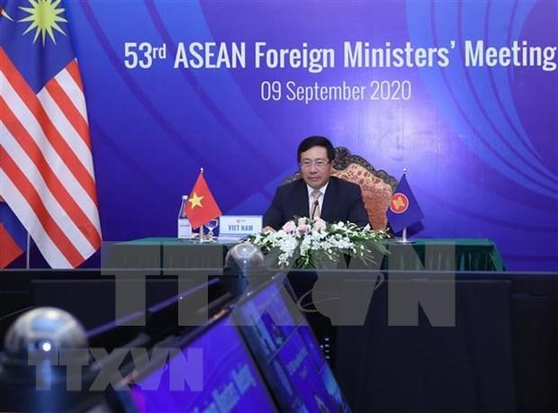 ASEAN comprometida con mantener la region sudesteasiatica libre de armas nucleares hinh anh 1
