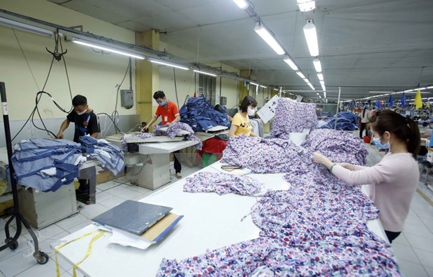 Alemania ofrece ayuda a trabajadores de la industria textil afectados por el COVID-19 hinh anh 1