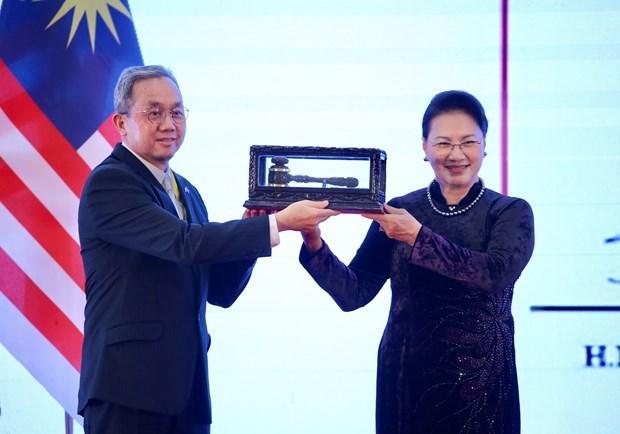 Brunei aplaude labor de Vietnam como presidente de AIPA 41 hinh anh 1