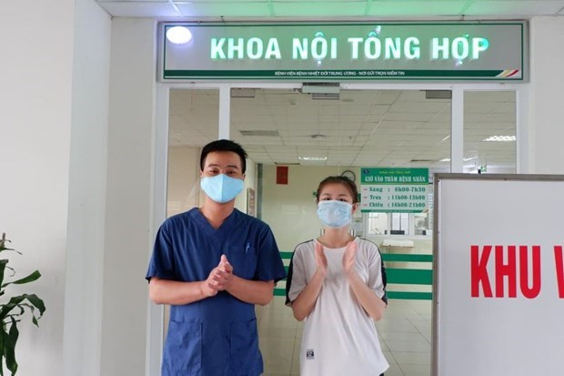 COVID-19: Numero de casos en Vietnam se mantiene en mil 59 hinh anh 1