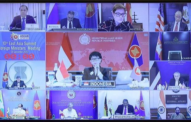 Experto singapurense destaca importancia de cooperacion interna de la ASEAN hinh anh 1