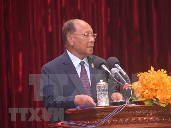 Camboya apoya la iniciativa de Vietnam sobre jovenes parlamentarios hinh anh 1