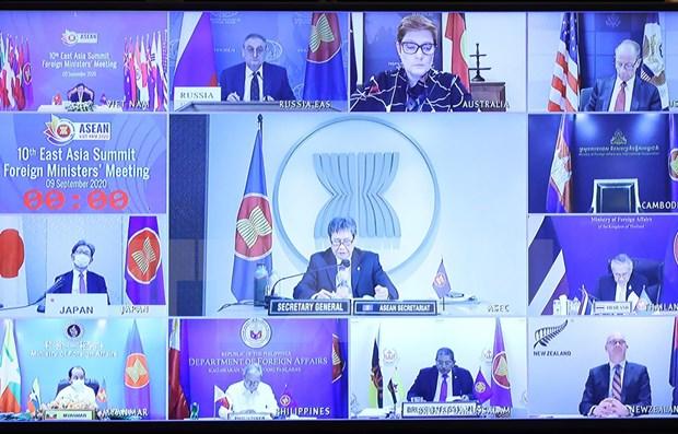 Indonesia destaca importancia de la cooperacion ASEAN+3 en recuperacion economica regional hinh anh 1