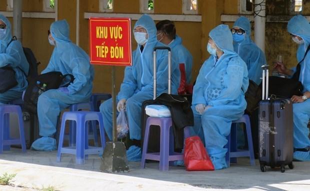 Vietnam registra un nuevo caso importado de coronavirus hinh anh 1