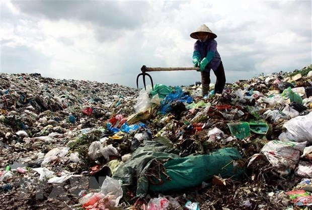 Vietnam busca controlar hasta el 90 por ciento de sus desechos industriales en 2025 hinh anh 1