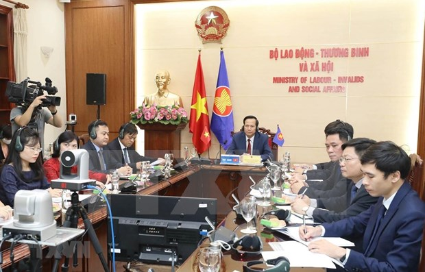 Aprecia Vietnam declaracion del G20 sobre mercado laboral hinh anh 1