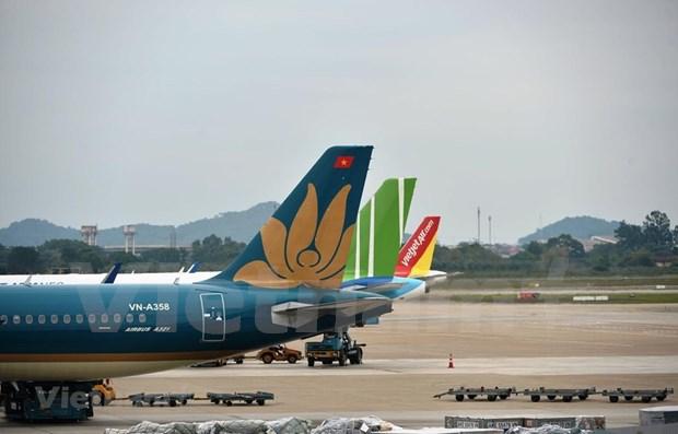 Vietnam Airlines restablecera vuelos internacionales regulares a partir mediados de septiembre hinh anh 1