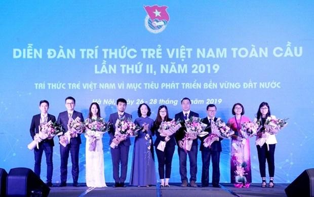 Celebraran Foro Global de Jovenes Intelectuales Vietnamitas en noviembre hinh anh 1