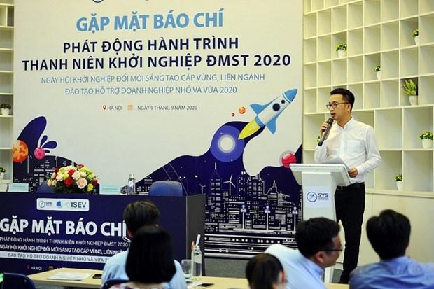 Despiertan espiritu emprendedor e innovador de los jovenes vietnamitas hinh anh 1
