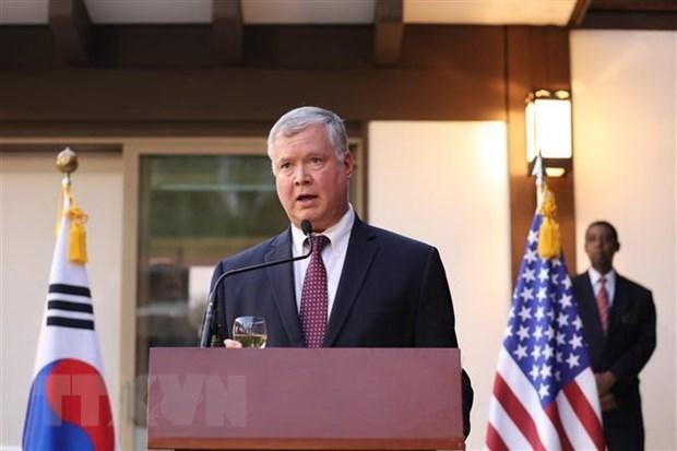 Estados Unidos concede importancia al orden internacional en el Mar del Este hinh anh 1