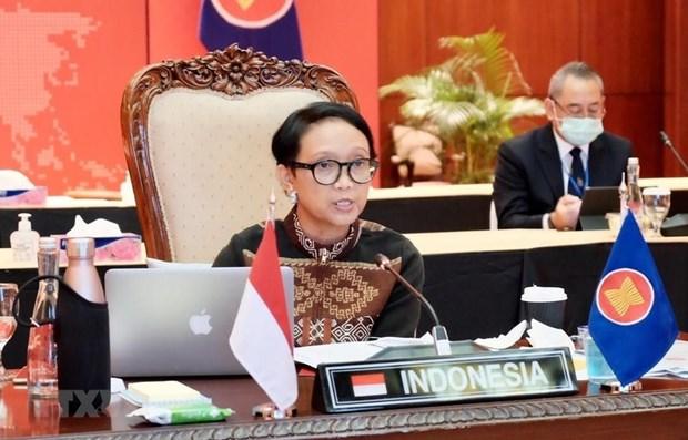 Indonesia y Tailandia con propuestas eficientes en ARF 27 hinh anh 1