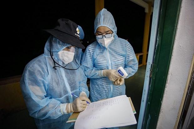 A 926 asciende numero de recuperados de COVID-19 en Vietnam hinh anh 1