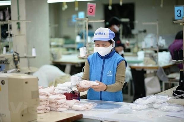 Empresa vietnamita exporta mascarillas a mas de 30 paises hinh anh 1