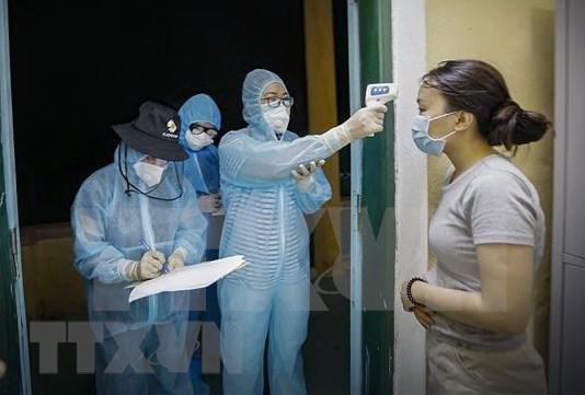 Vietnam sin nuevos casos de coronavirus hinh anh 1